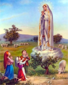 Fatima, our lady of fatima