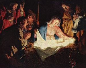 nativity, christmas