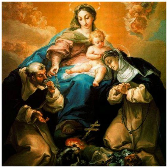 rosary not an optional catholic devotion