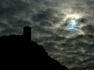 Dark Sky of the Three Days of Darknkess