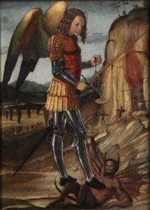 Prayer to St Michael (Long Form)