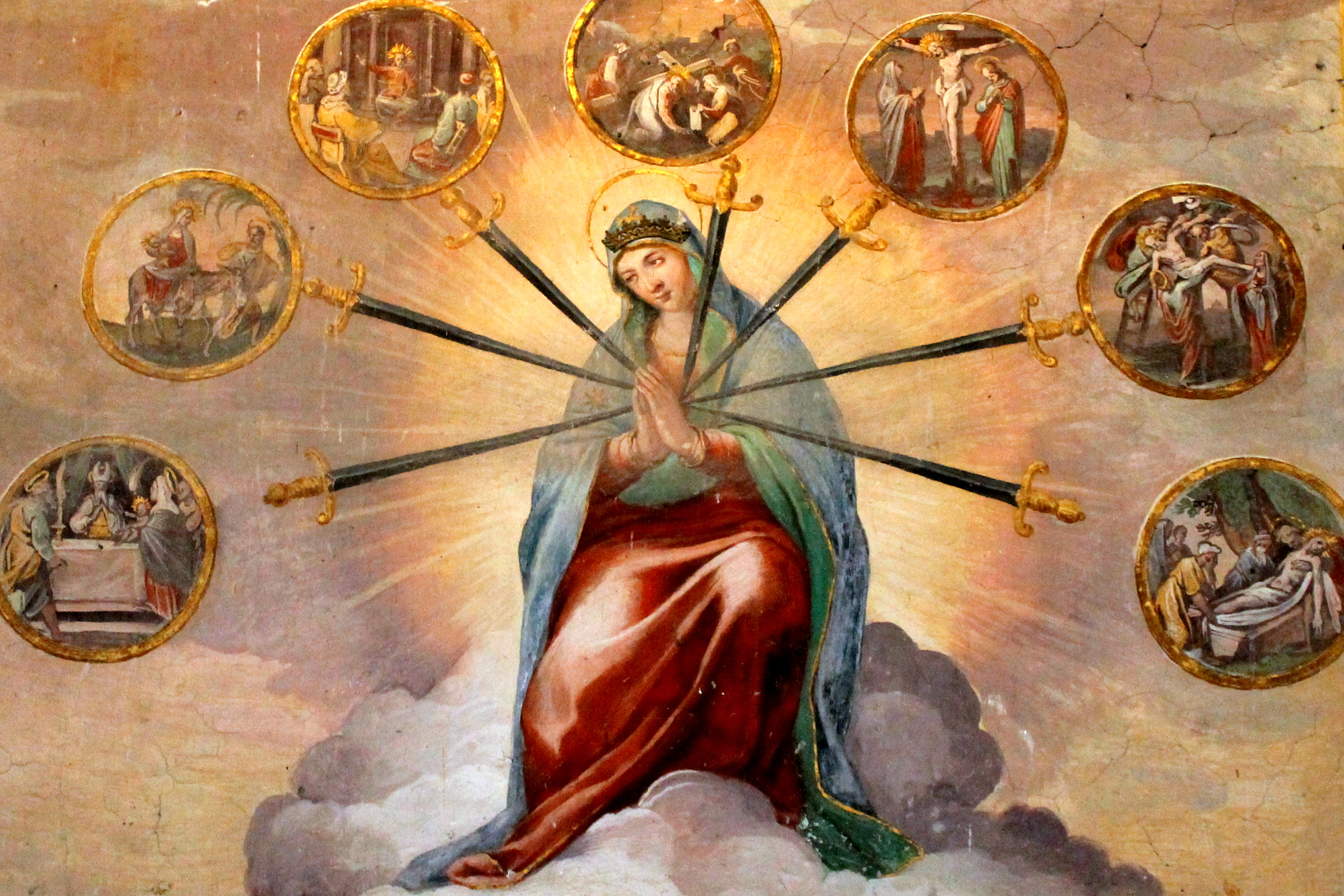 Image result for seven sorrows
