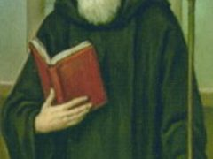 prayer of st benedict of nursia