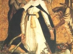 st catherine siena besieged, prayer against every evil
