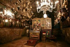 tomb of mary, tomb of the virgin mary, church of the holy sepulchre