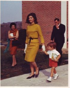 Marian Dress Code Jackie Kennedy Leaving Church