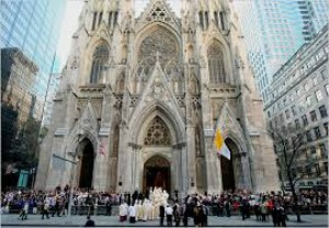 St Patrick Cathedral's First Latin Mass in Almost 20 Years