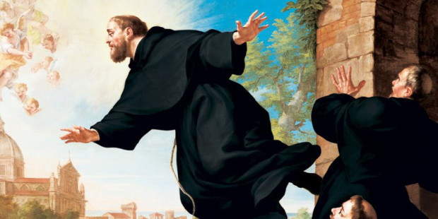 Prayers to St Joseph of Cupertino for Success in Exams