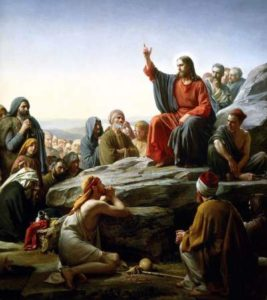 eight beatitudes