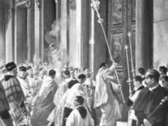 pre-1955 Holy Week liturgies