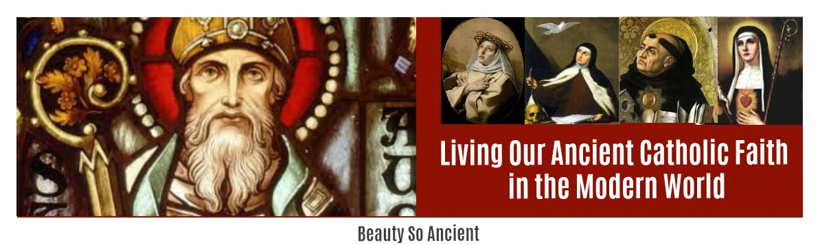 BeautySoAncient | Beautiful, Traditional Catholicism