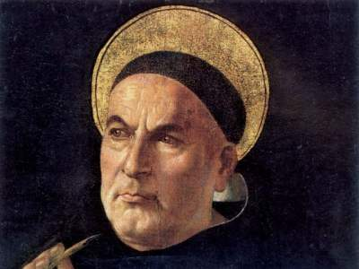 St Thomas Aquinas Communion Prayers