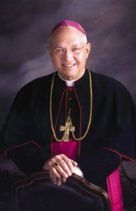 bishop morlino has died