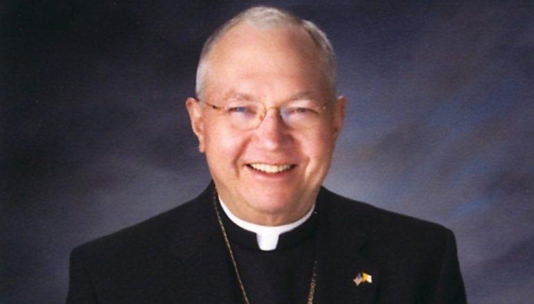 bishop robert g. morlino has died