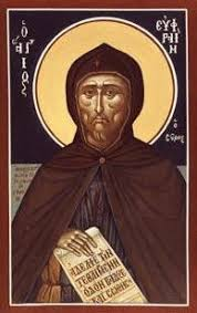 a prostitute schooled St ephrem on humility