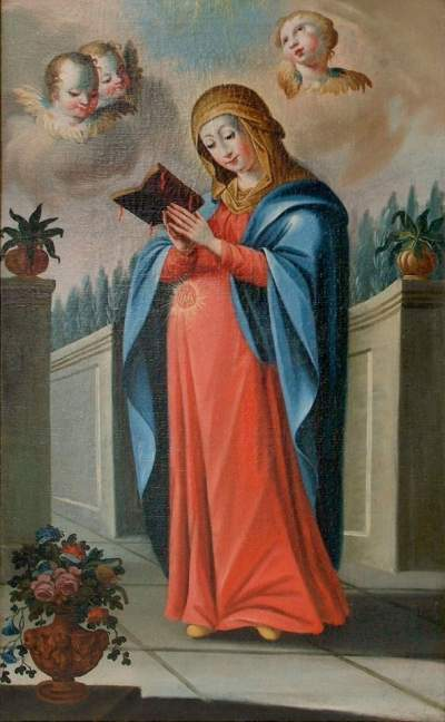 our lady of the expectation