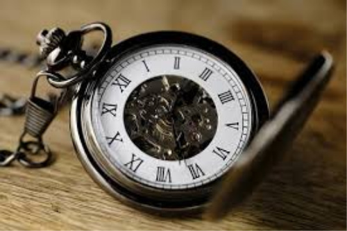 prayer to redeem lost time