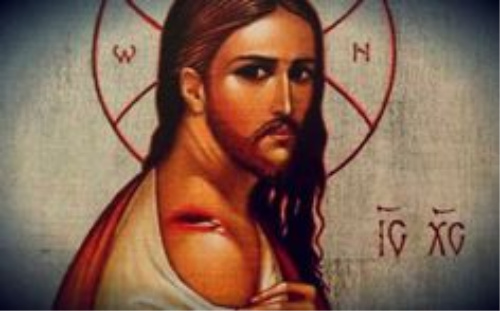 shoulder wound of christ