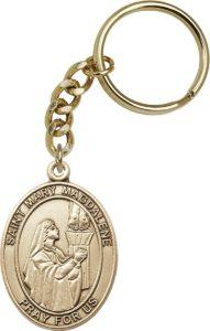 mary magdalene key chain