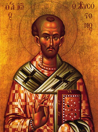 st. john chrysostom's sermon for the new year