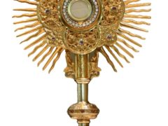 act of reparation to the blessed sacrament