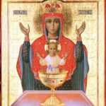 memorare to our lady of the precious blood