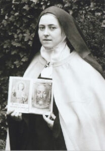 st therese prayer to the hl
