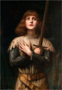 st joan of arc quotes