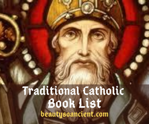 traditional catholic book list