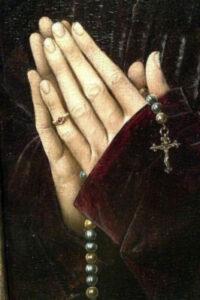 Morning Prayer At Awakening