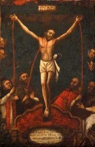precious blood sacrament