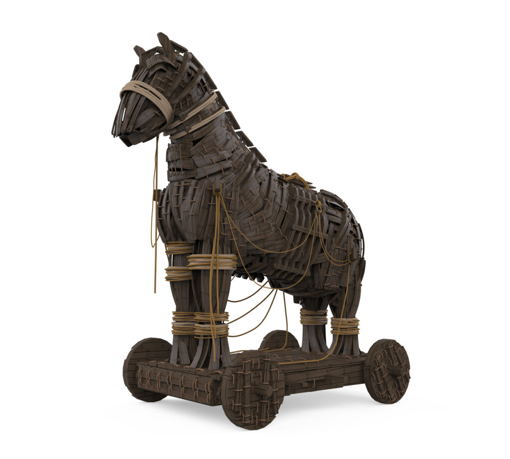 trojan horse contraception