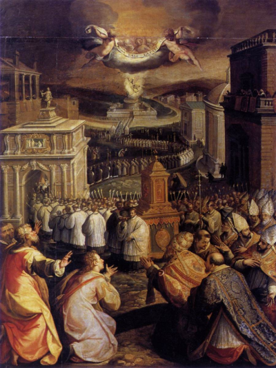eucharistic procession