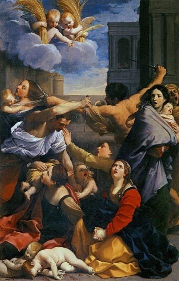 martyrs of christmas