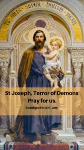 terror of demons